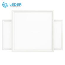 LEDER Square White 38W LED Panel Light