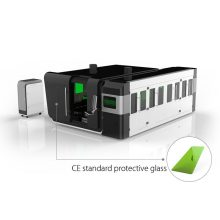 Optical Fiber Laser Cutting Machine for Metal Sheet