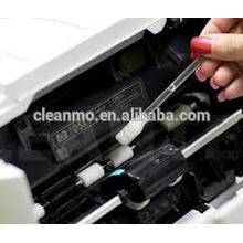 Printer cleaning swabs