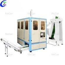 Máquina automática de fabricación de botellas de agua de plástico