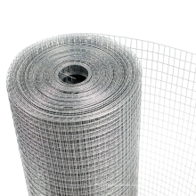 With CE Certification High Quality Welded Wire Panels 1x1 Galvanized Welded Wire Mesh/Concrete Welded Wire Mesh Panel