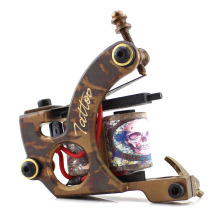 Machine de tatouage Shader la plus ancienne de 2014 et pistolet de tatouage