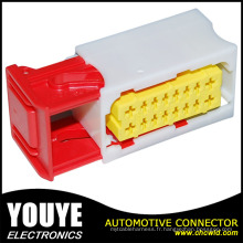 Connecteur hybride de fil hybride femelle de polyester de connecteur des véhicules à moteur 16 Pin pour Citroen