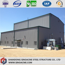 Steel Structure/ Metal Construction Warehouse with Office