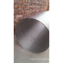 Hot Sale Stainless Steel Wedge Wire Screen Cylinder