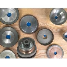 Rodas diamantadas e CBN rodas, rebolos