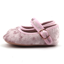 Girls Party Shoes Baby Läder Mary Jane Shoes
