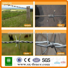 ISO9001 High security barbed wire