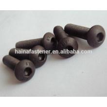 M8*30 Carbon steel hex socket button head screw ISO7380