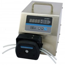 Multi channel large flow industrial peristaltic pump