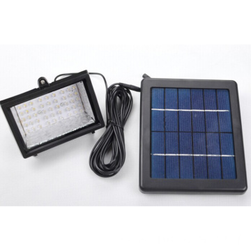 Dust to dawn solar flood light with Sensor for Garden