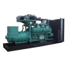 Elektrischer 1125kVA 900kW Diesel Generator sitzt still