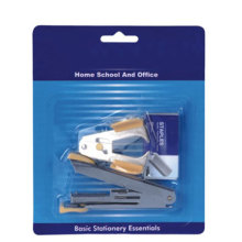 3 Pieces in 1 Stapler Set