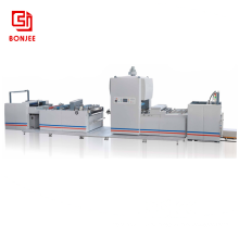 Bonjee Full Automatic High Speed 20-60m/min Film Laminating Machine For Sale