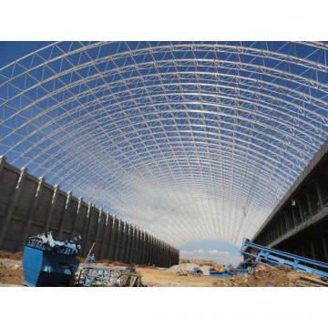 Bolzen-Kugelgelenk-Raum-Rahmen-Stahlkonstruktion