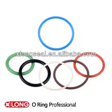 Alta densidad coloreada 2014 nuevos anillos de goma desgign