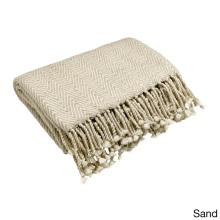 Кашемир одеяло с рисунком Елочка