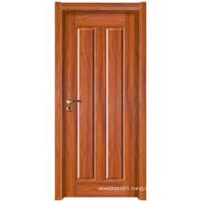 PU+HDF Molded Door (pH-Q010)