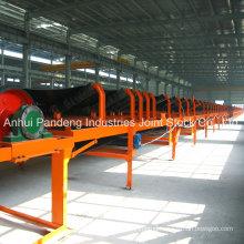 Fixed Belt Conveyor for Bulk Materials Handling