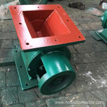 YJD stainless steel rotary feeder