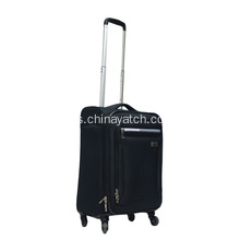 Upright Rolling Wheels Luggage Travel Soft