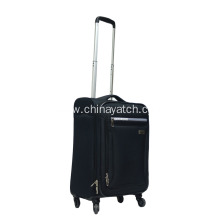 Upright Rolling Wheels Soft Travel Luggage