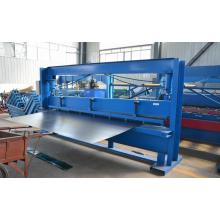 Good Quality for Metal Shearing Machine Botou Hydraulic Color Steel Coil Manual Shearing Machine export to Benin Manufacturers