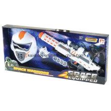 Meilleur jouet de qualité de l'espace Sword & Gun à vendre