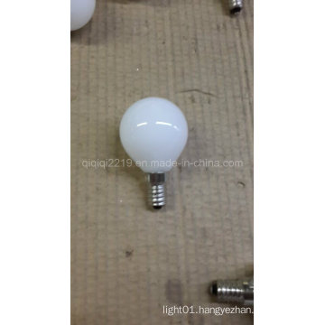 Milky G45 LED Filament Bulb with CE RoHS