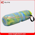 600ml double wall Plastic Sports Water Bottle with BPA Free