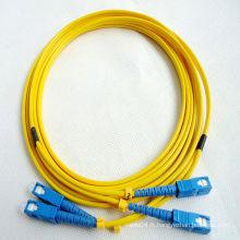 Câble de raccordement fibre optique APC gros sc 0,3 2,0 3,0 mm câble fibre optique