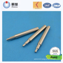 China Supplier ISO Standard Stainless Steel Rear Axle Shaft