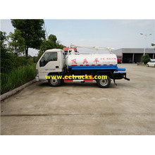 Camions sous vide Exonation Foton 2500L