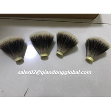 20 / 60mm Fan Manchurian Badger Hair Knot