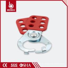 """BOSHI BD-K21 / K22 cerradura de acero cerrojo con 6 ganchos, 1 """"/ 1.5"""" Shackle"""