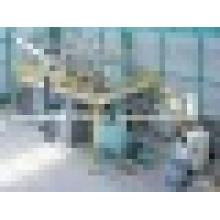 Aceite de motor negro reciclado de reciclaje de la máquina de purificación