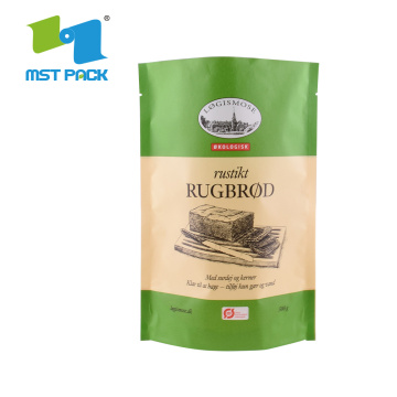 Cetak Logo Kustom PLA Biodegradable Plastic Bag