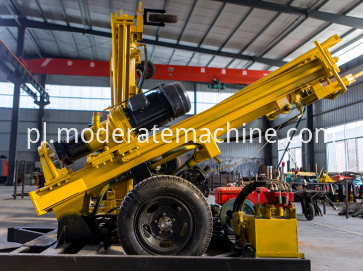 KQZ200D water well drilling rig 003-1