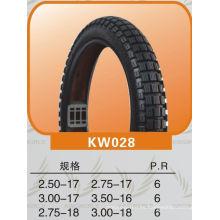 China fabricante/fábrica/mayorista de precios / 3 neumático de la rueda / de la motocicleta 300-18 neumático y tubo