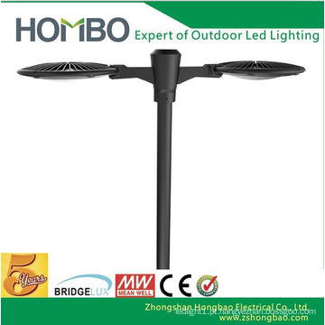 Alta qualidade super brilhante LED luzes de jardim 5 anos de garantia impermeável alumínio LED lâmpada ao ar livre