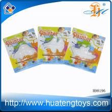 2014 neue diy pädagogische Spielwaren malen Spielzeug für Kinder H98196