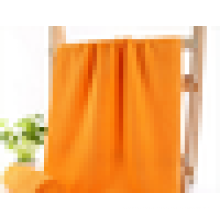 Toalla de playa de algodón impreso personalizado algodón toalla de natación microfabric 80 * 180cm