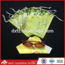 Fabrik Versorgung Customize Stoff Soft Brillen Fall & Taschen