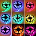 Farbe Gelb Flexible SMD 5050 60LEDS 120leds 12V IP65 Wasserdichte Epistar RGB LED Streifen Lichter