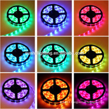 Color Yellow Flexible SMD 5050 60LEDS 120leds 12V IP65 Waterproof Epistar RGB LED Strip Lights