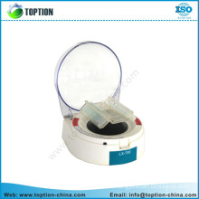 LX series Mini portable centrifuge for extracting serum from blood