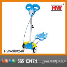 2015 new design children 4 wheel scooter