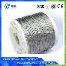 Ss304 1*19*0.8 Stainless Steel Tie Wire