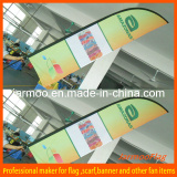 Advertising Flying Wind Blade Flags