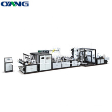 Full Automatic Non Woven Box Bags Making Machine, Automatic Cloth Bag Making Machine